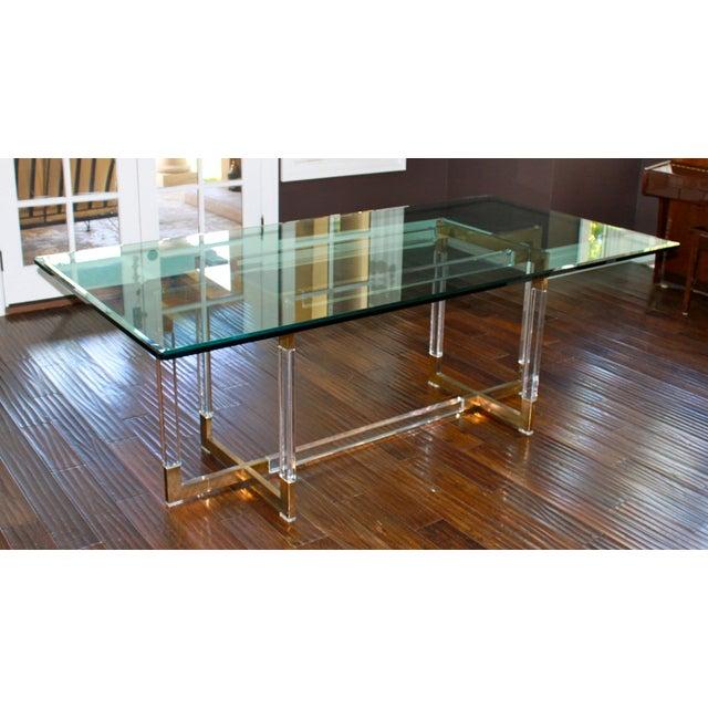 Charles Hollis Jones Metric Dining Table - Image 2 of 4