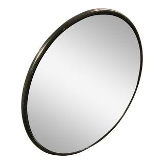 "HD Buttercup Minimal ""Cooper"" Gunmetal Circle Mirror"