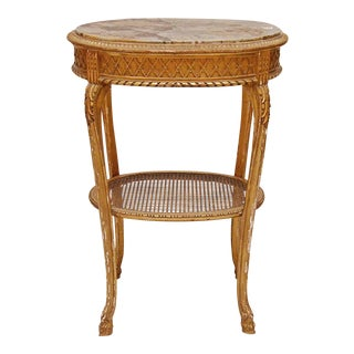 French Louis XV-Style Table