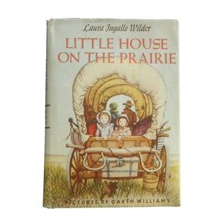 Little House on the Prairie Vintage Wilder Book