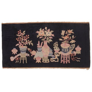 RugsinDallas Collector's Antique Chinese Peking Rug