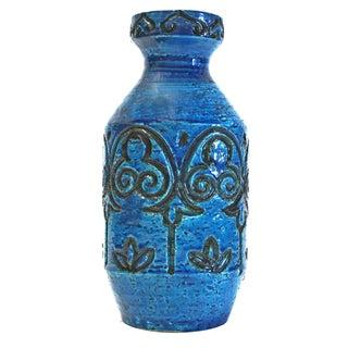 Italian Ceramic Vase Bitossi Style