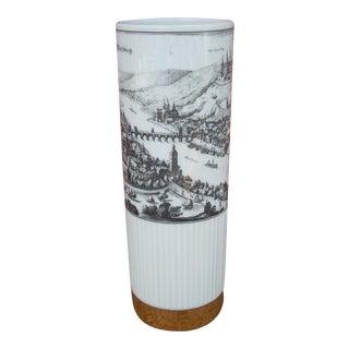 Porcelain Lorenz Vase