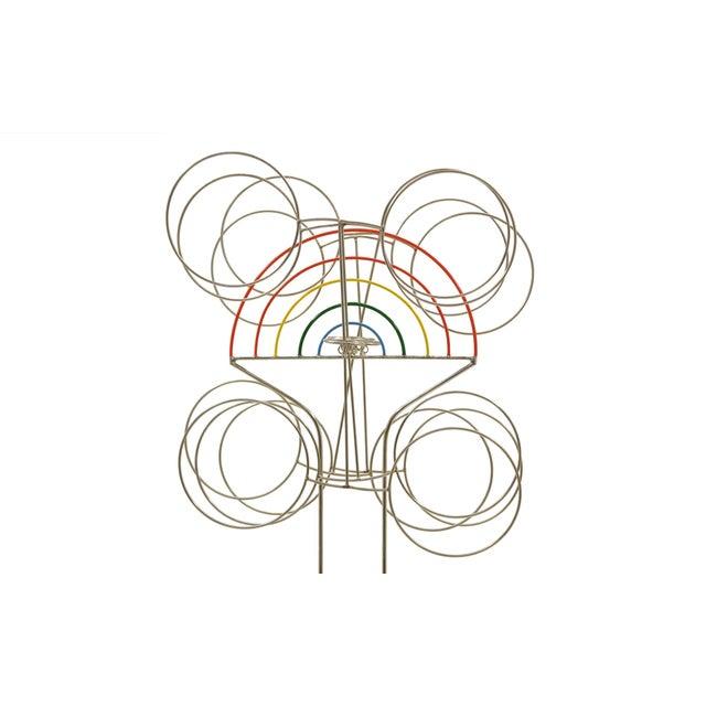 Joseph Burlini Kinetic Sculpture - Image 4 of 10
