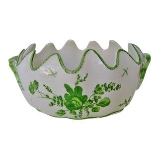 Italian Porcelain Jardiniere