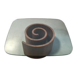 Kagan Snail Coffee Table