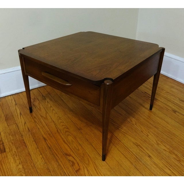 Mid Century Coffee Table And End Tables: Mid-Century Modern Bassett Coffee End Table