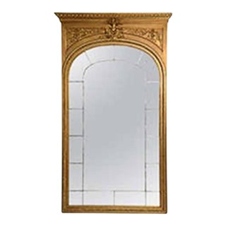19th Century Giltwood Palace Mirror
