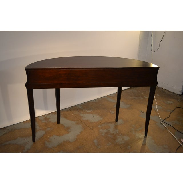 Image of Thomas Moser Moserform Sabina Demi Lune Table
