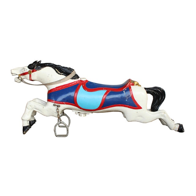 Image of Parker Brothers Carousel Horse