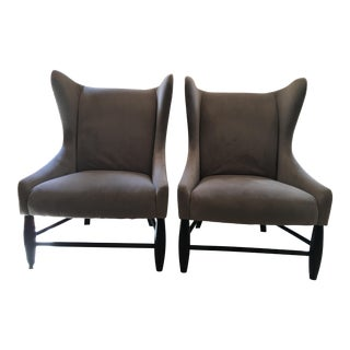 West Elm Ellery Chairs - A Pair