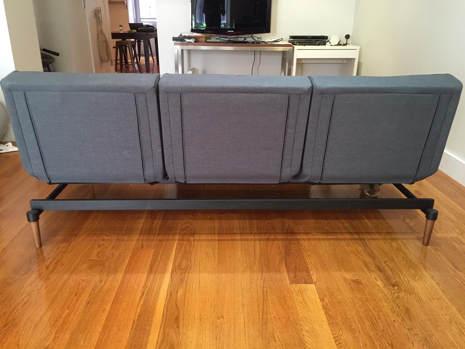 Room Board Eden Convertible Sleeper Sofa Chairish