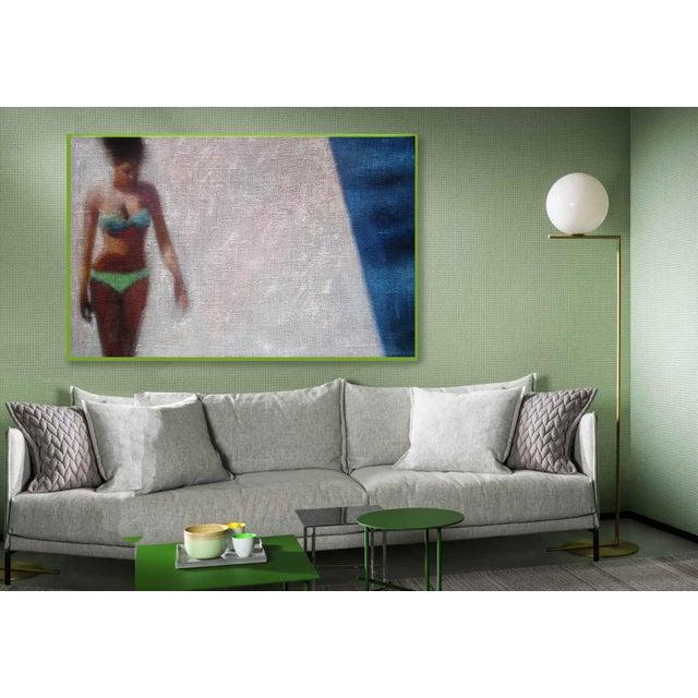 """Image of """"Olya Kay Koyza"""" Oil Painting"""