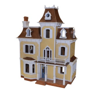 Master Craftsman Refurbished Dollhouse