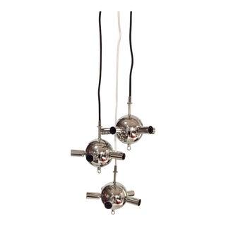 Modern Sputnik Pendant Lamps - Set of 3