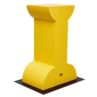 Ettore Sottsass Missionario Pedestal
