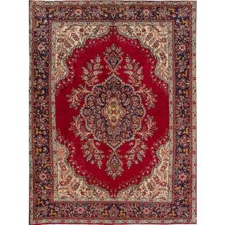 "Apadana Vintage Persian Tabriz - 7'10"" x 11'8"""