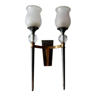 Pair of Maison Jansen Sconces