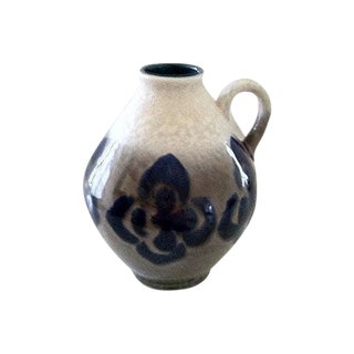 West Germany Pottery Vase