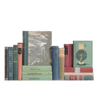 Romantic Tales & Poetry: Thyme & Currant Books - Set of 15