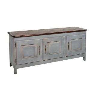 Sarreid Ltd Three Door Sideboard