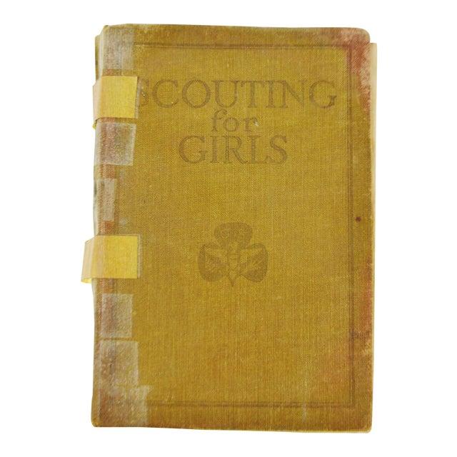1920 Scouting for Girls Handbook - Image 1 of 11