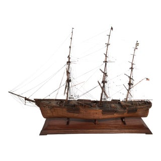 "Spectacular and Fine ""Sovereign of the Seas"" Clipper Ship Model, circa 1880"