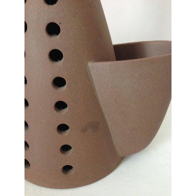 Mid-Century Stoneware Designs Figural Planter - Image 6 of 9