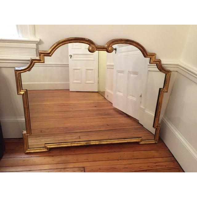 Large Palladio Giltwood Mirror - Image 2 of 5