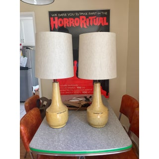 Pair of Mid-Century Modern Style Lamps