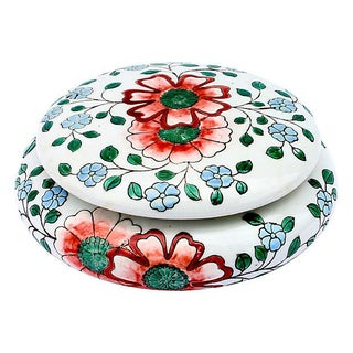 Ceramic Dresser Box