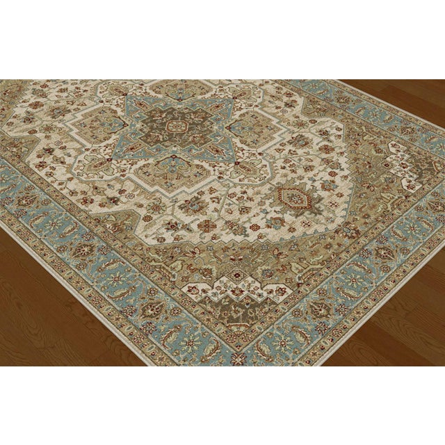 Image of Vintage Turkish Classic Rug - 5'x7'