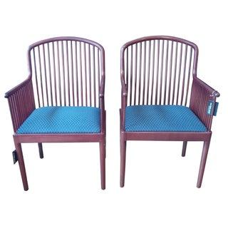 Knoll Davis Allen Exeter Chairs - A Pair