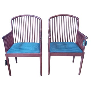 Knoll Davis Allen Exeter Chairs - A Pair