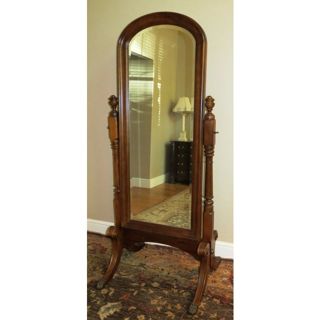 Cheval Mirror by Pennsylvania House - Image 2 of 6