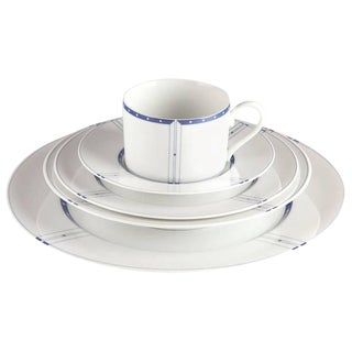 "Swid Powell Dinner Set ""Chicago Blues"" Custom"