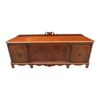 Antique Low Sideboard