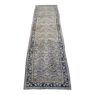 Vintage Anatolian Turkish Rug - 2′8″ × 11′2″