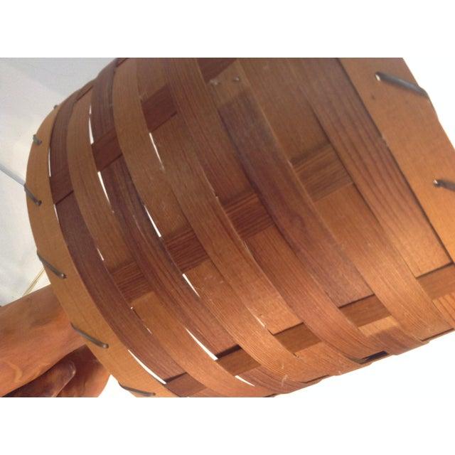 Vintage Cypress Knee Driftwood Table Lamp - Image 8 of 10