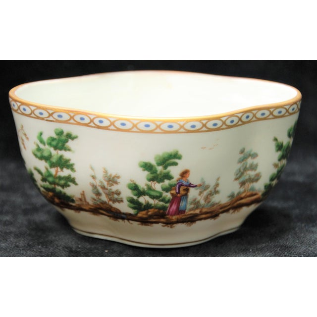 Richard Ginori Gin 117 Small Trinket Bowl - Image 3 of 6