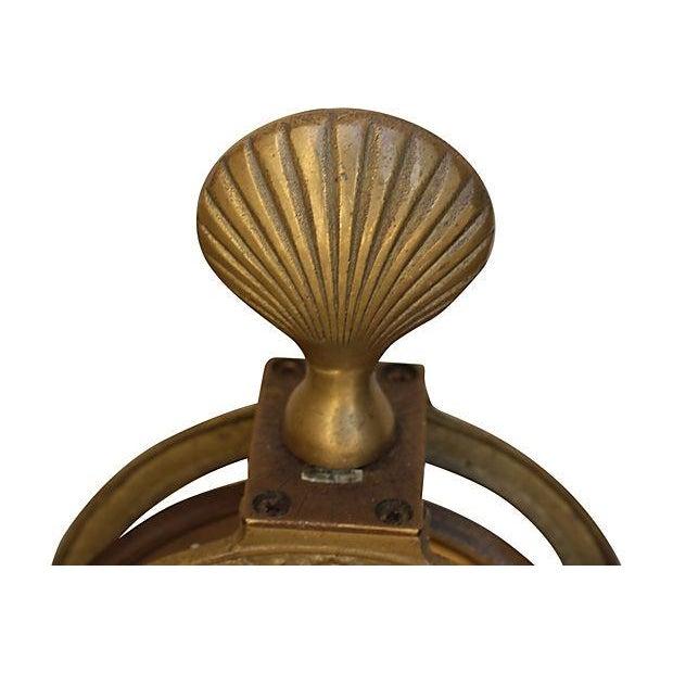 Brass Fan Fireplace Screen - Image 5 of 6