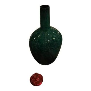 Italian Toni Zuccheri Barovier & Toso Bottle