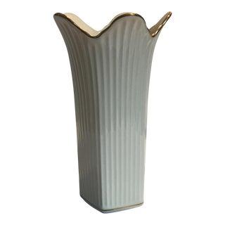 Ivory Porcelain Lenox Vase