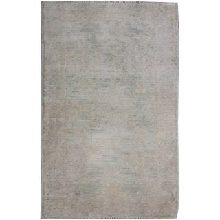 "Aara Rugs Inc. Hand Knotted Oushak Rug - 4'9"" x 3'3"""