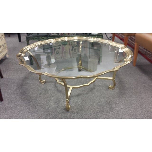 LaBarge Coffee Table - Image 3 of 6