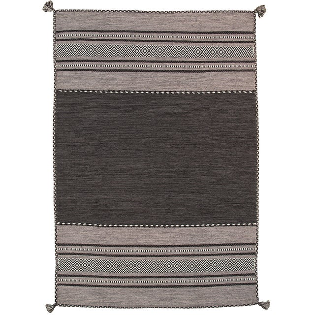 "Pasargad Rustic Santa Fe Collection Rug- 5'2""x7'6"" - Image 2 of 3"