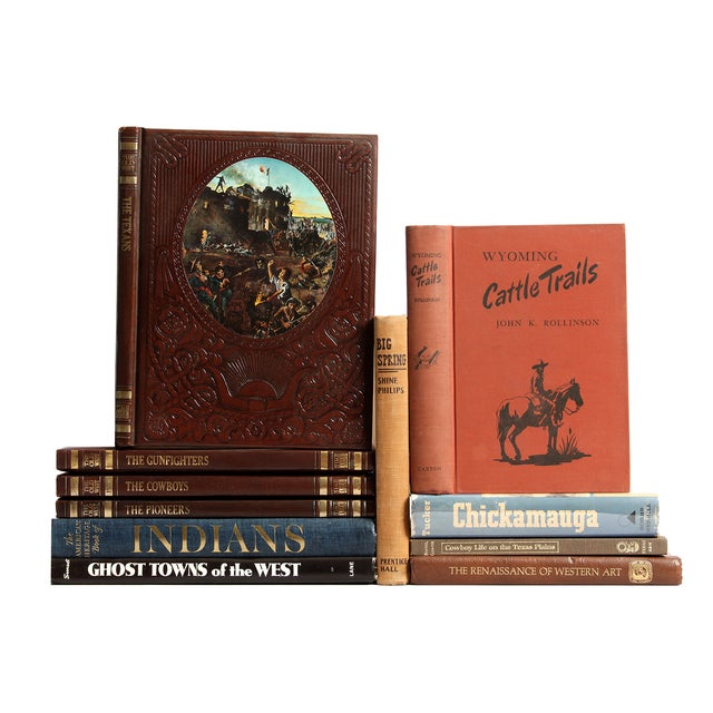Image of America's West Books, Various Authors - Set of 11