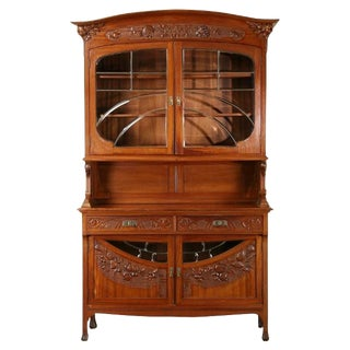 Exceptional 19th Century French Vitrine