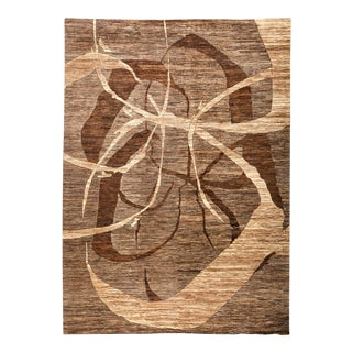 """New Hand Knotted Area Rug - 8'9"""" x 11'10"""""""