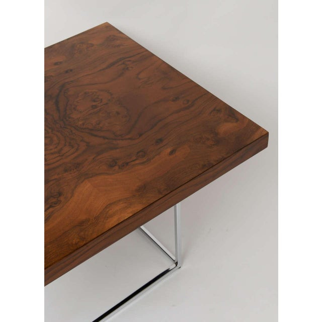 Milo Baughman Rosewood Coffee/Side Table - Image 6 of 10